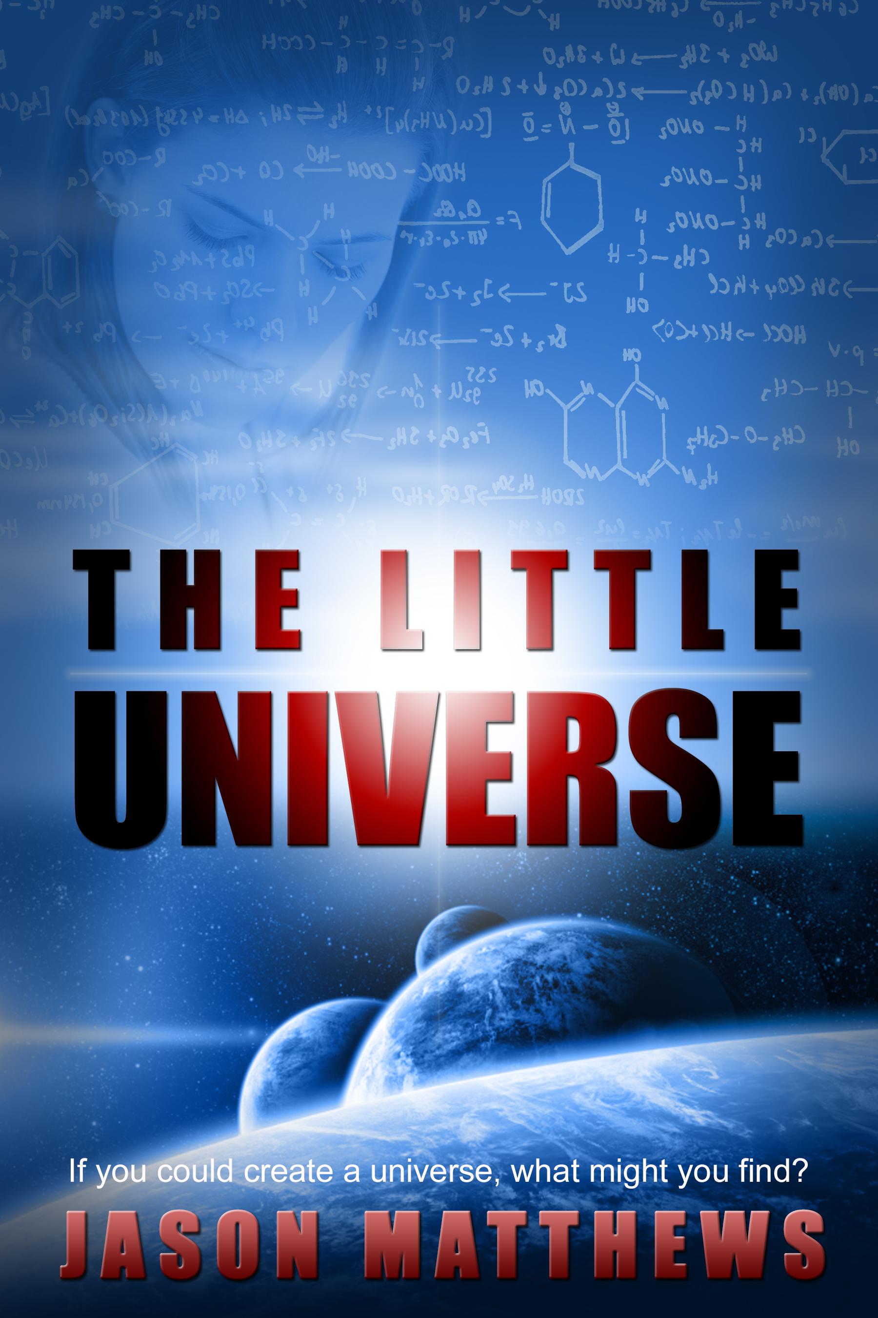 new age books, The Little Universe by Jason Matthews