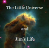 New age books, The Little Universe and Jim's Life by Jason Matthews